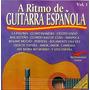 Cd / Antonio De Lucena (2001) A Ritmo De Guitarra Española