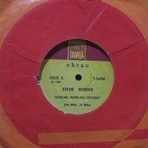 Stevie Wonder - Yester-me, Yester-you, Compacto Vinil Raro