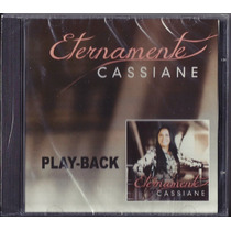 Playback Cassiane - Eternamente - Mk Music