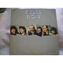Lp Disco Vinil Roupa Nova - Luz 1988 C/ Encarte