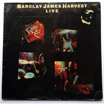 Lp Barclay, James & Harverst - Live - Duplo - Importado
