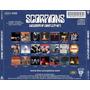 Scorpions Cd/dvd Com Discografia Completa + Raridades 2015