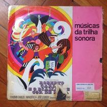 Lp - Roberto Carlos E O Diamante Cor De Rosa ( 1970)