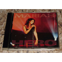 Cd Single Mariah Carey - Hero Nacional