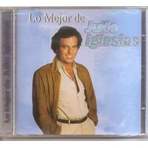 Lo Mejor De Julio Iglesias Cd Original Lacrado