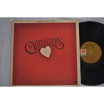 Carpenters, A Song For You, Lp, Album, Vinil