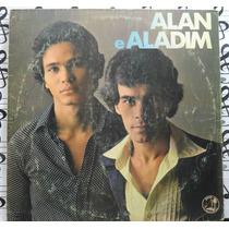 Alan E Aladim Volume 1 Lp Forro Sertanejo Estéreo