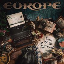Europe - Bag Of Bones (cd Não Lacrado - Novo)