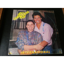Lp Novela Cambalacho, Trilha Internacional, Disco Vinil 1986