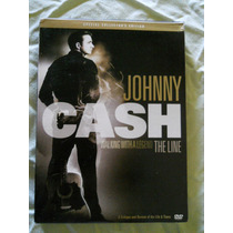 Johnny Cash - The Line - Walking With A Legend - Cd + Dvd