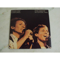 Lp Simon And Garfunkel The Concert Central Park (novissimo)