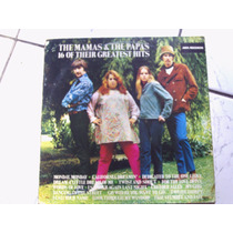 Lp Vinil The Mamas & The Papas 16 Of Their Greatest Hits Mca