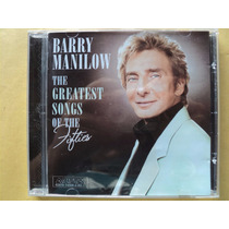 Barry Manilow- Cd The Greatest Songs Of The Fifties- 2006