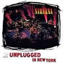Cd Nirvana - Mtv Unplugged In New York