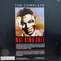 Lp Nat King Cole - The Complete - Vinil Raro