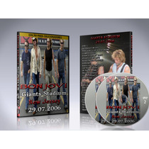 Dvd Bon Jovi - Giants Stadium, East Rutherford 2006