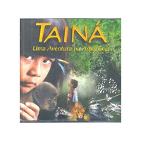 Cd-duplo-tainá-uma Aventura Na Amazonia-em Otimo Estado