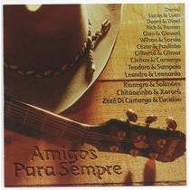 Cd - Amigos Para Sempre - Volume 2 - Som Livre - 1999