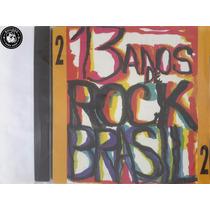 Cd 13 Anos De Rock Brasil Vol. 2 Raul Seixas - Lacrado - H1