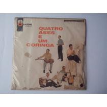 Lp Quatro Ases E Um Coringa - Odeon - Raridade - Disco Vinil