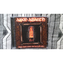 Cd-amon Amarth-once Sent From The Golden Hall-duplo