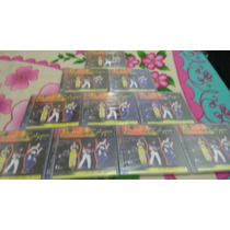 Lote Vol.1 Banda Calypso Frete 23,00