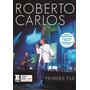 Roberto Carlos Dvd Primeira Fila 2015 Novo Original Lacrado