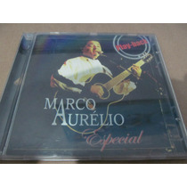 Cd Marco Aurélio - Especial - Play-back - Cd Original Raro