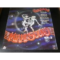 Lp Miami Sound Vol.2 Destacando, Disco De Vinil Dance, 1979