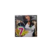 Cd-promo-7 Hits Brasil-ivete Sangalo-netinho-banda Eva