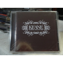 Cd - Keane - Hopes And Fears - Raro
