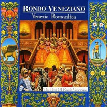Cd / Rondo Veneziano (1993) Best Of Venezia Romantica (impor