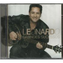 Leonardo - Grandes Sucessos - Cd Novo Lacrado Original