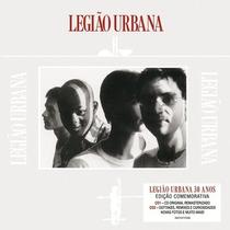 Cd Legião Urbana - 30 Anos (duplo) Ed.comemorativa - Lacrado