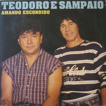Teodoro E Sampaio Lp Amando Escondido 1995