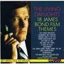 Cd - The Living Daylights - 18 James Bond Film Themes