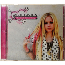 Cd - Avril Lavigne - The Best Damn Thing