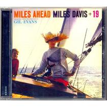 Cd Miles Davis - Miles Ahead + 19 - 1957 Gil Evans