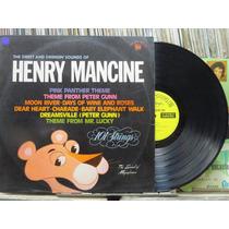 Henry Mancini Sua Orquestra The Sweet And Swingin Sonds Lp