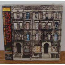 Cd Mini Lp Duplo Led Zeppelin Physical Graffiti Amcy 2436~7