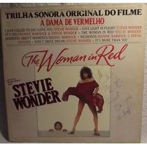 Lp Filme: The Woman In Red / Dama De Vermelho - Frete Grátis