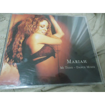 Mariah Carey Mi Todo All My Promo Mexico Cd Single
