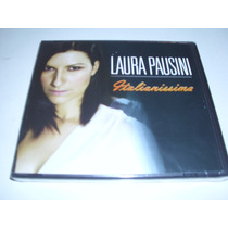 Cd Laura Pausini Italianissima