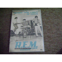Dvd R E M (rem) When The Light Is Mine The Best Of