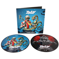 Edguy Space Police - Defenders Of The Crown 2lp Picture Disc