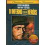 Dvd O Inferno É Para Os Heróis - Steven Mc Queen - Novo***