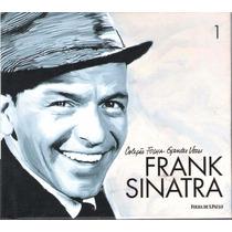 Cd Lacrado Frank Sinatra Colecao Folha Grandes Vozes
