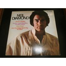 Lp Neil Diamond, Sweet Caroline, Disco Vinil, Ano 1979