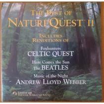 Cd Best Of Nature Quest Vol. 2 - Importado - 1998