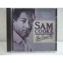 Sam Cooke You Send Me Cd Importado Impecável